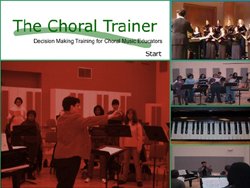 The Choral Trainer Product Image